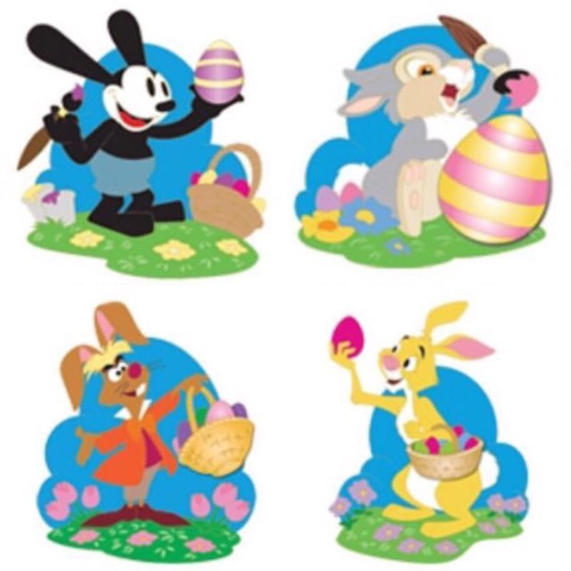 WDI Easter 2017 Pins