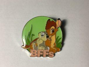 BFFs Bambi Disney Pin