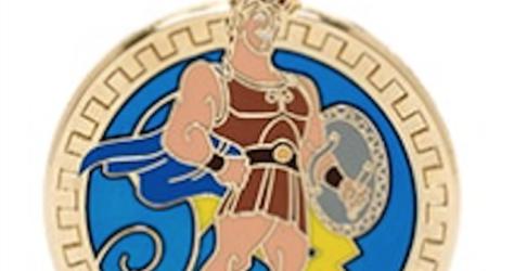 Hercules Pin