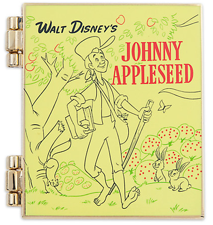 Johnny Appleseed Pin