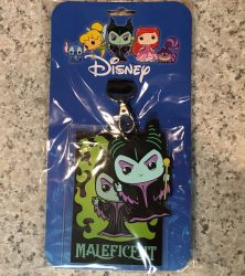 Maleficent Funko Lanyard