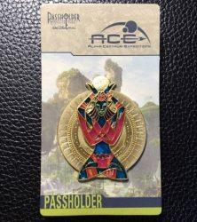 Pandora Passholder Pin
