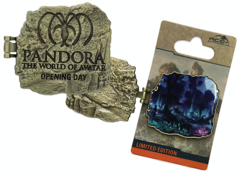 Pandora - The World of Avatar Opening Day Pin