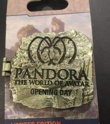 Pandora - World of Avatar Opening Day Pin