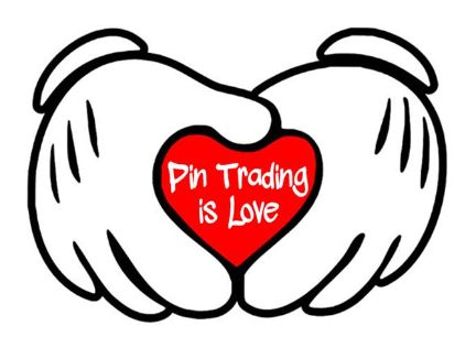 Pin Trading is Love Event Logo