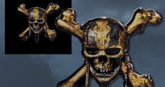 Pirates of the Caribbean Disney Movie Rewards Pin