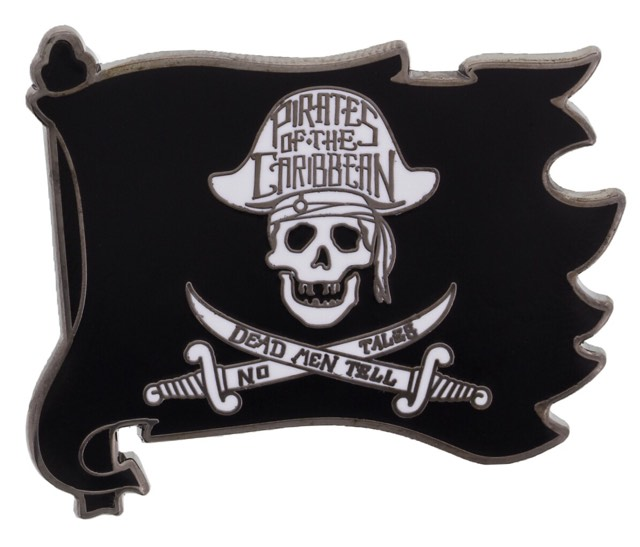 Pirates of the Caribbean Flag