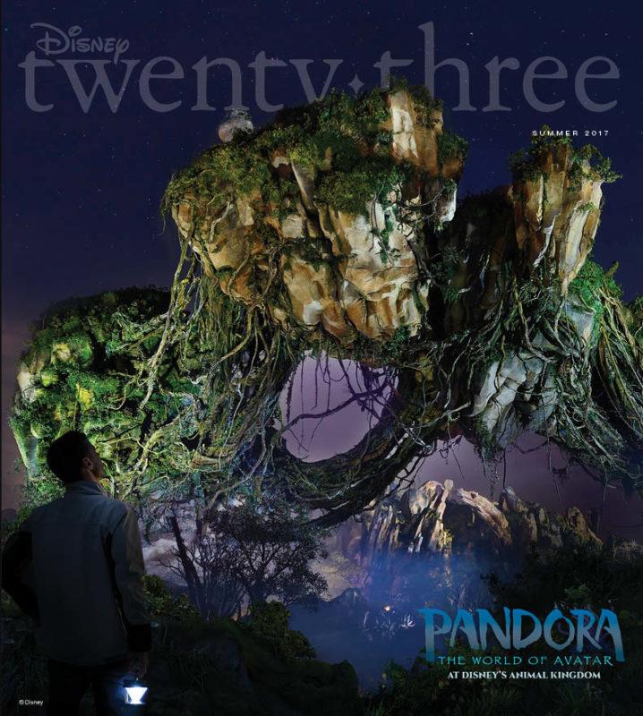 D23 Pandora Cover