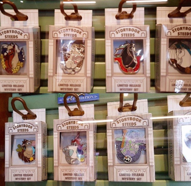 Storybook Steeds Mystery Pin Collection