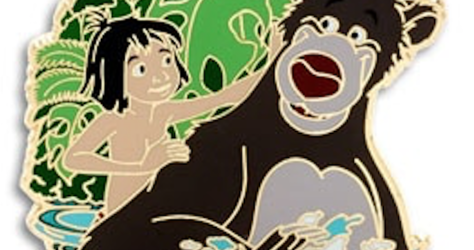 The Jungle Book Pin