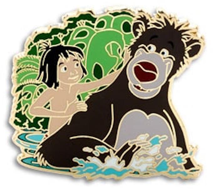 The Jungle Book Pin