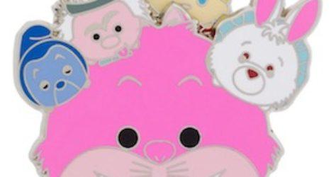 Alice & Friends Tsum Tsum Pin