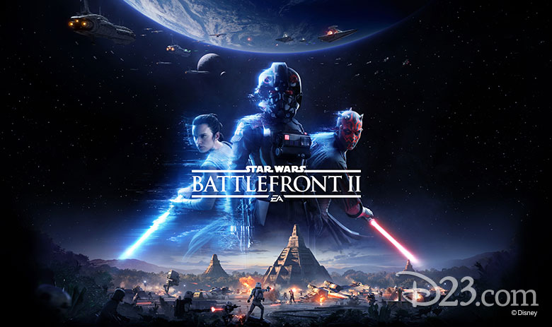Battlefront 2 - D23 Expo 2017