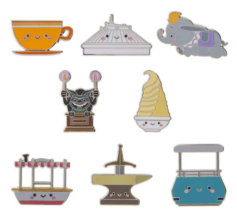 Disney Kingdom of Cute Pins
