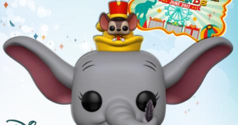 Funko Disney Treasures Festival of Friends