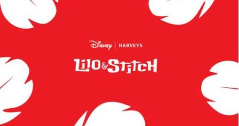 Harveys Lilo & Stitch Logo