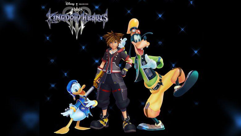 Kingdom Hearts 3 - D23 Expo 2017