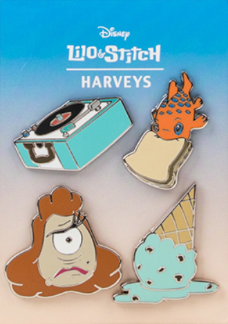Lilo & Stitch Harvey Pins