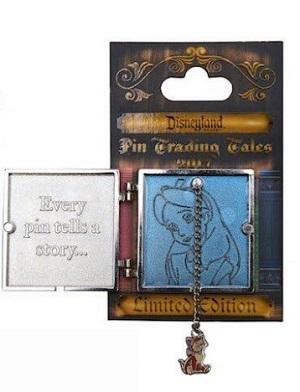 Pin Trading Tales Alice in Wonderland Pin