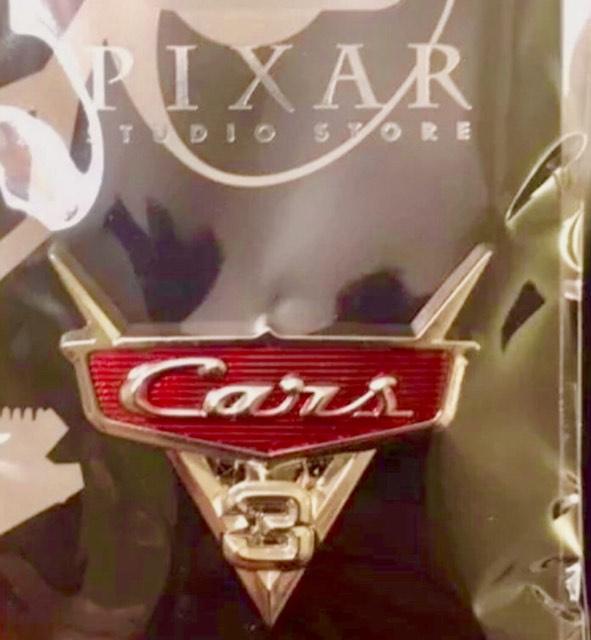 Pixar Studio Store Cars 3 Pin