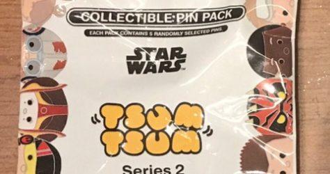 Series 2 Star Wars Pin Pack
