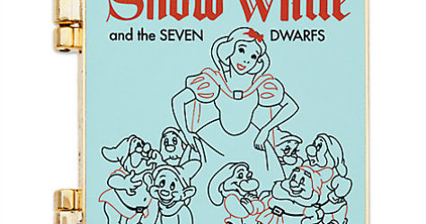 Snow White and the Seven Dwarfs Pin