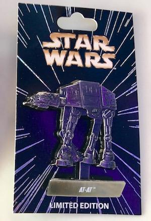Star Wars AT-AT Disney Pin 2017