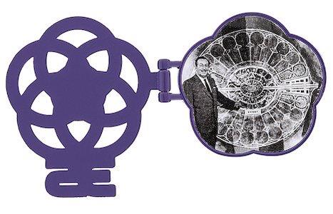 Walt Disney Epcot 35th Anniversary Pin