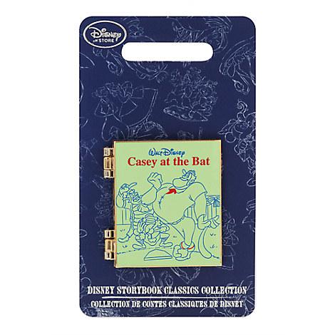 Casey at the Bat Storybook Classics Pin