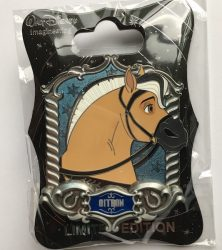 Disney Horse Pin - Sitron