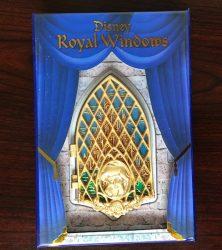 Disney Royal Windows Pin - Ariel