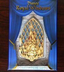 Disney Royal Windows Pin - Belle