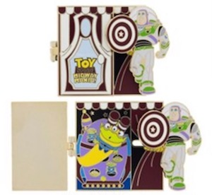 Doorways to Disney Toy Story Mania Pin