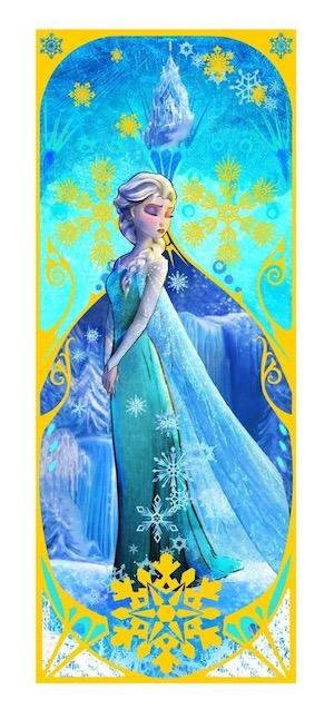 Elsa Mucha Pin