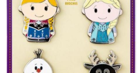 Itty Bitty Frozen Pins - Hallmark