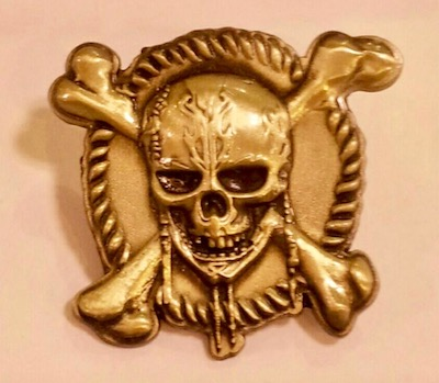 Japan Movie Theater Pirates of the Caribbean Pin Set