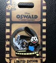 Oswald 90th Anniversary Pin - Runaway Train