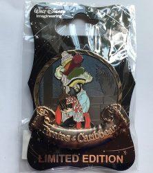 Pirate Thief WDI Pin