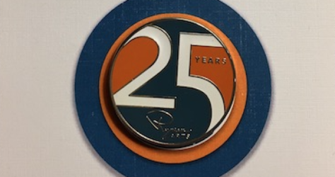 Ryman Arts Pin