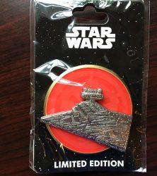 Star Wars Star Destroyer WDI Pin