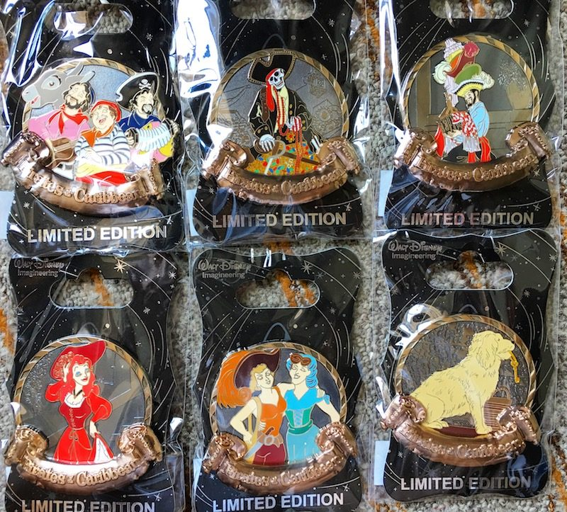Mickey S Of Glendale Pin Releases At D23 Expo 2017
