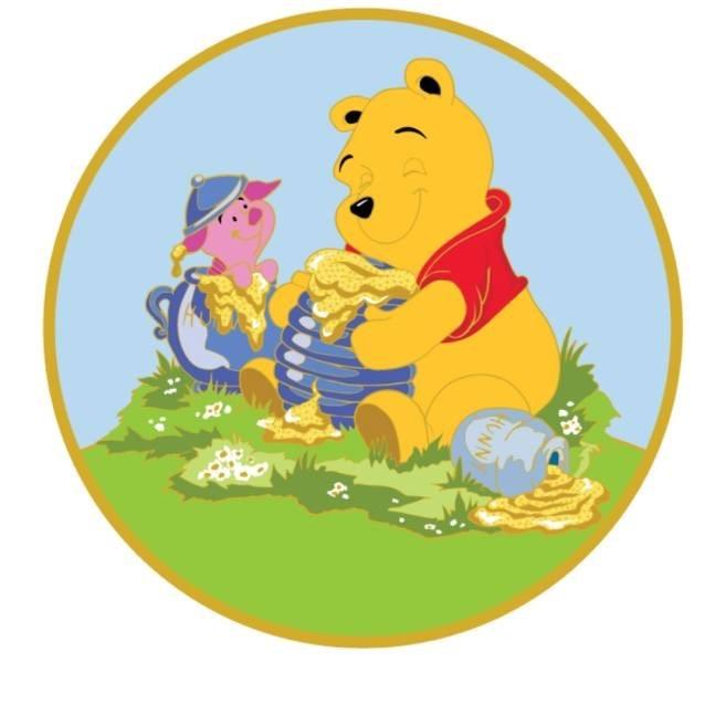 Winnie the Pooh ACME Pin - LE 300.JPG