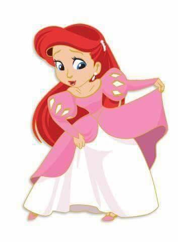 ACME Pricness Dancing Series Pin - Ariel