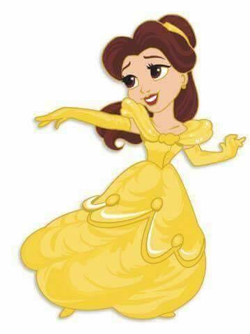 ACME Princess Dancing Series Pin - Belle