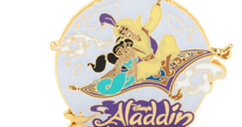 Aladdin 25th Anniversary Pin – Disney Store UK