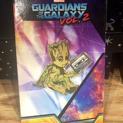 Guardians Of The Galaxy Pins At Boxlunch Disney Pins Blog