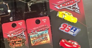 Cars 3 Disney Pins - BoxLunch