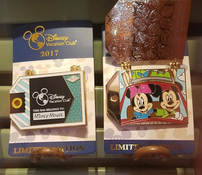 DVC 2017 Pin 2 Collection