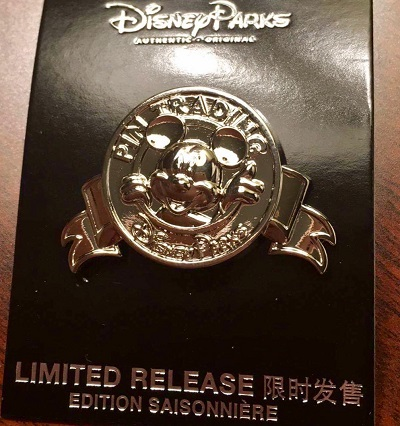 Disney PIN-GO - Limited Release Pin