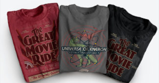 Disney Store Limited Release Shirts